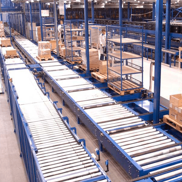 Warehouse Automation For Industry